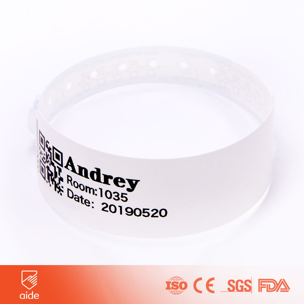 Patient ID Wristband-AD10