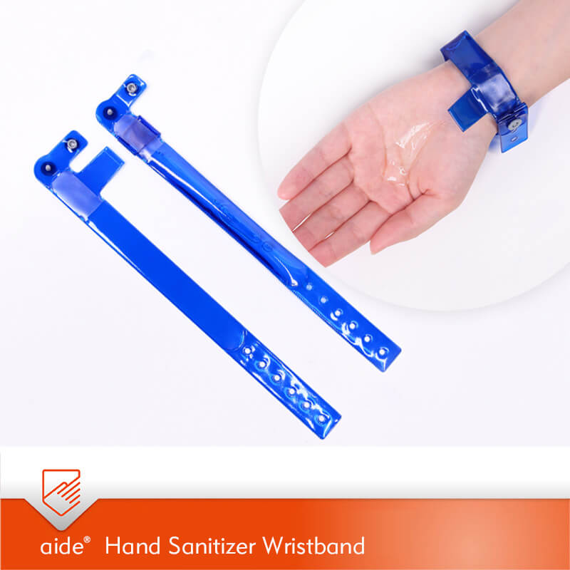Hand Sanitizer Dispenser Wristband
