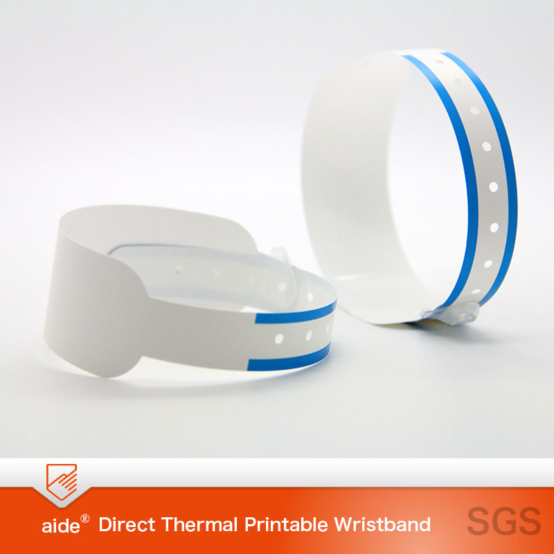 RFID Thermal Wristbands