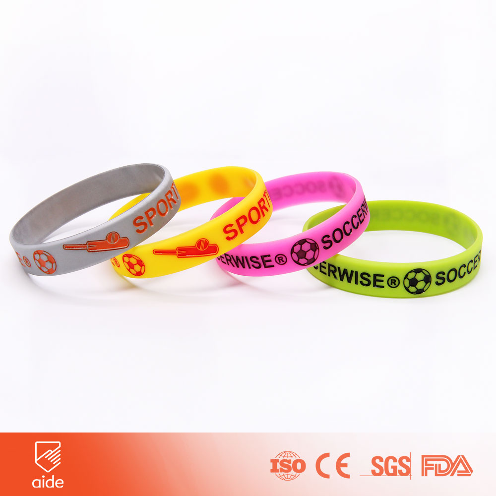 Silicone Wristbands China