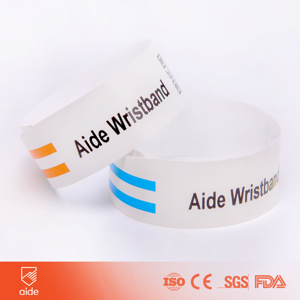 Adhesive Medical ID Wristbands-ZT10